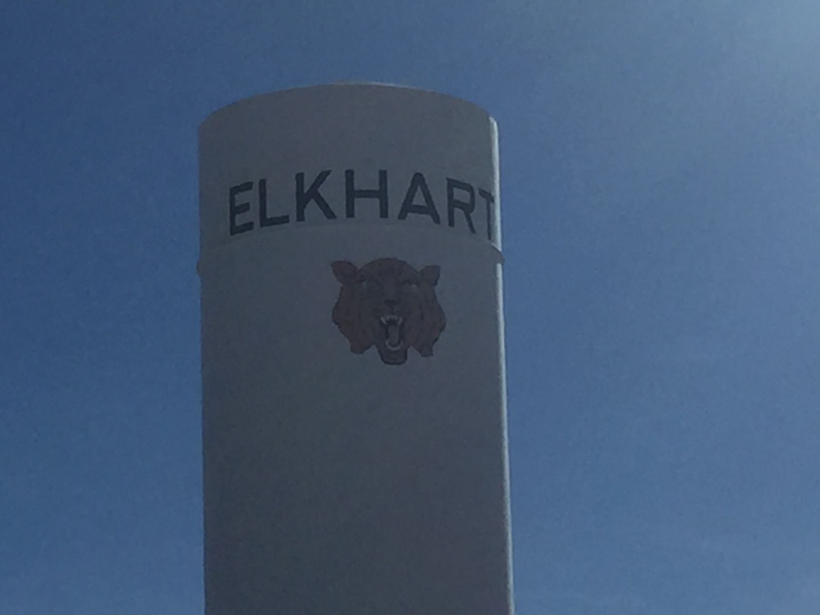 Elkhart Water Tower